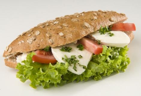 Mozarella sendvič