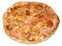 Pizza pikantná